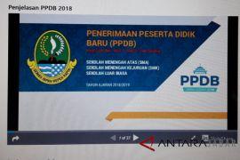 Disdik Jabar: Pendaftaran PPDB NHUN harus pada pendidikan sama