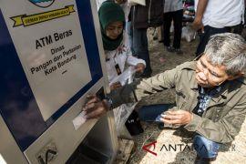 ATM Beras akan diperbanyak di enam Kecamatan