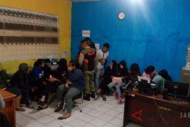 Sebelas PSK terjaring razia Satpol PP Kabupaten Cianjur