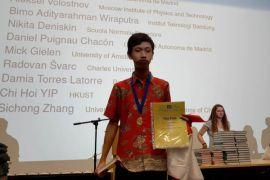 Mahasiswa ITB juarai kompetisi matematika di Bulgaria