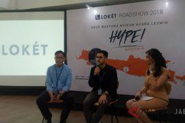 Loket.com gandeng komunitas-individu kreatif Bandung