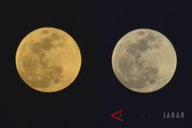Jelang Gerhana Bulan Total