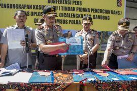 Kasus TPPU miras oplosan Cicalengka