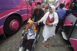 Lima calon haji asal Cianjur batal berangkat