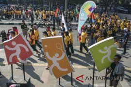 Sejumlah negara ikuti ekshibisi olahraga tradisional Unpad