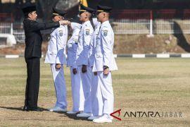 1.456 Pamong Praja IPDN dilantik Presiden