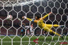 Tundukkan Kroasia 4-2, Prancis juarai Piala Dunia 2018