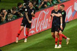 Kroasia ke final Piala Dunia untuk pertama kalinya