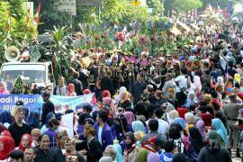 Festival Helaran Seni Budaya