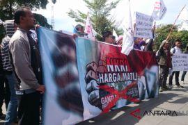 Mahasiswa Bandung dukung imbauan MUI Jabar terkait #gantipresiden2019
