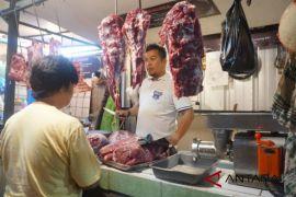 Sehari Jelang Idul Adha Harga daging sapi di Bandung capai Rp130.000/kg