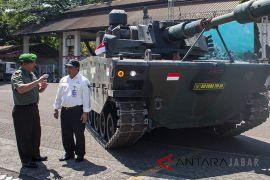 Medium Tank pengembangan Pindad dan FNSS Turki