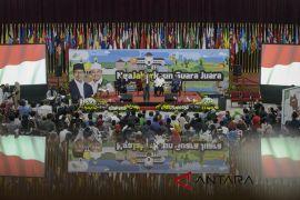 Ridwan Kamil tampung aspirasi suara  warga