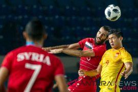 China menang atas Suriah 3-0