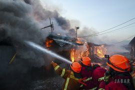 Pemkot siapkan penampungan sementara korban kebakaran Pasar Induk Gedebage