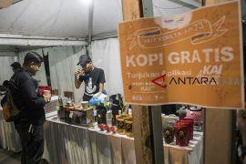 Ngopi bareng KAI di Bandung
