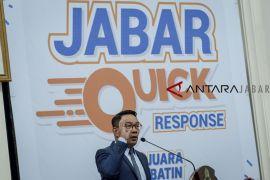 Peluncuran Jabar Quick Program