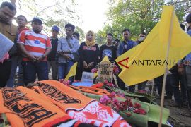 Rapat Paripurna HUT Bandung diwarnai doa untuk Haringga