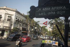 HUT Kota Bandung akan dimeriahkan festival cahaya