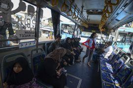 Rencana jalur khusus bus Bandung