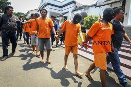 Polrestabes Bandung evaluasi panpel pertandingan Persib vs Persija