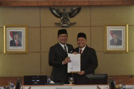 Oded jadi Plt Wali Kota Bandung