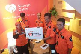 Rumah Zakat kirim 100.000 kornet ke Sulawesi Tengah