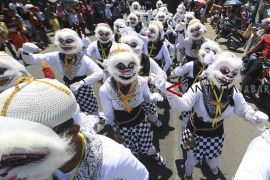 Dermayu art karnaval