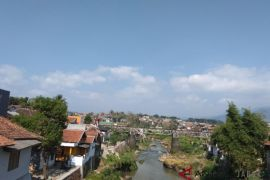 Dinas PUPR : Sungai Cimanuk Garut dalam kondisi krusial