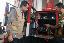 Dua mesin SPBU di Kota Bandung disegel Kemendag