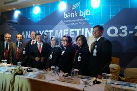 Laba Bersih bank bjb tumbuh 25,4 persen pada triwulan III/2018