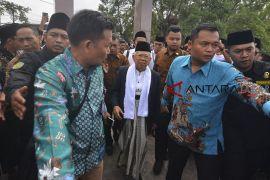 Penetapan HSN bukti Jokowi cinta santri, kata Ma'ruf Amin