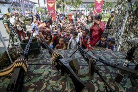 Pameran alutsista di Bandung
