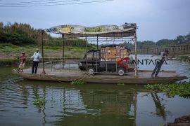 Transportasi antar desa