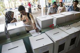 KPU terapkan satu TPS 300 pemilih