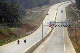 Target pengoperasian ruas jalan tol baru