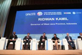 Ridwan Kamil jadi pembicara Forum BRICS di Rusia