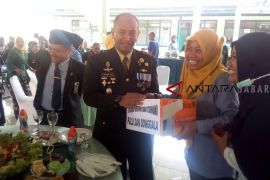 Kodim dan PWI Indramayu galang donasi korban gempa Sulteng