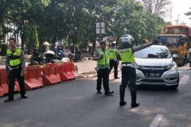 Sejumlah akses 'U-turn' di Bandung ditutup, ini alasannya