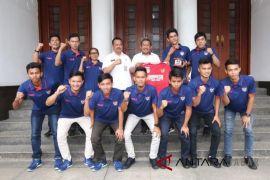 Tim sepak bola jalanan Rumah Cemara bertanding ke ajang HWC Meksiko