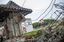 Alih fungsi rumah dinas Bupati Karawang
