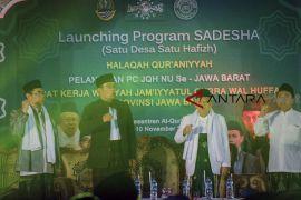 Peluncuran program Sadesha