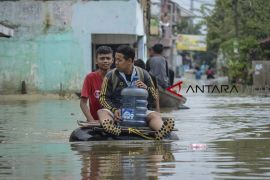 350 rumah terdampak banjir di Kabupaten Bandung
