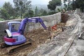 Pelebaran jalur puncak Bogor
