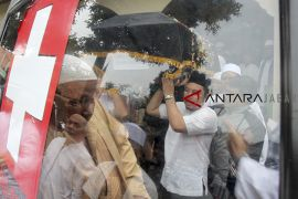 Pemakaman korban Lion Air JT610