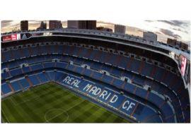 Final Copa Libertadores digelar di Stadion Real Madrid