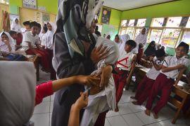 Target pencapaian program Vaksin MR