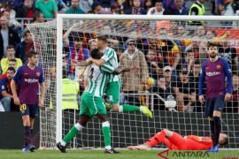 Barcelona ditaklukkan Real Betis