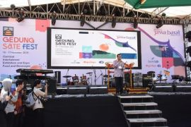 Pemprov Jabar gelar Gedung Sate Festival 2018