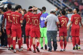 Timnas Indonesia gagal melaju ke semifinal Piala AFF